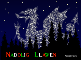 Merry Christmas / Nadolig Llawen
