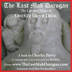 The Last Mab Darogan by Charles Parry