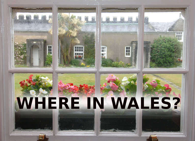 Where in Wales quiz banner